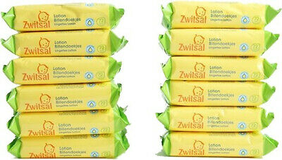Zwitsal Sensitive Billendoekjes Lotion 864 stuks