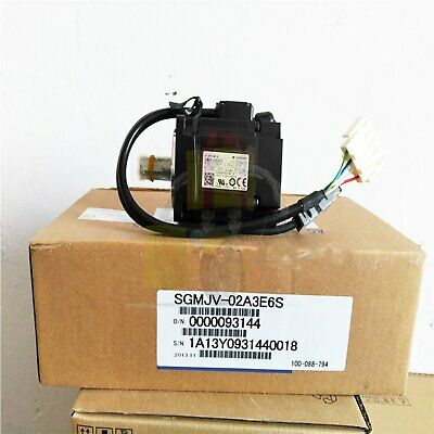 1pc new Yaskawa Servo Motors SGMJV-02A3E6S free shipping