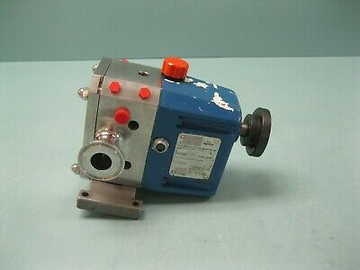 "1"" Johnson Pump OL 1/0004 Sanitary Rotary Lobe SS Pump E5 (2569)"
