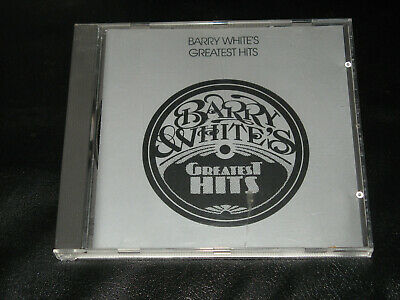 Barry Whites Greatest Hits von Barry White (1988) CD