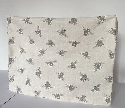 ❤️Natural Bee Fabric❤️ Sewing Machine Dust Cover
