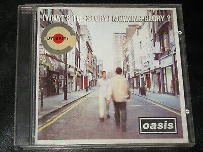 Oasis (What's The Story) Morning Glory? CD, Re-Release