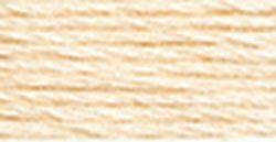 DMC 6-Strand Embroidery Cotton 8.7yd (12 Pack) - Very Light Tawny