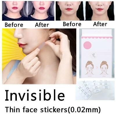 Face Lifting Patch Invisible Artifact Sticker Lift Chin Thin Face Sticker Adhesi