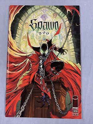 Image Comics SPAWN #300 Cover G J. Scott Campbell Cover (2019)