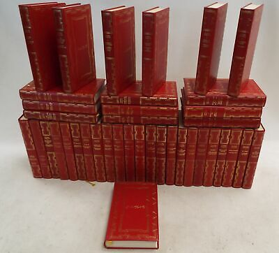 39 Volumes Of AGATHA CHRISTIE'S Collectable Works - Vintage HARDBACK Books - O03