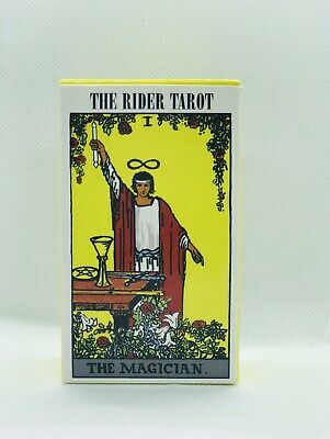 Original RIDER WAITE TAROT DECK WITH INSTRUCTIONS BRAND NEW!!! FREE SHIPPING