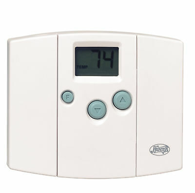 Hunter Home Comfort 42999  Digital Non-Programmable Thermostat with Filter