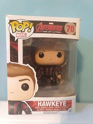Funko pop marvel Avengers age of Ultron Hawkeye