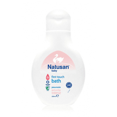 Natusan First Touch Bath - 250 ml