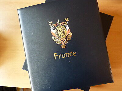 France: Collection carnets 1985-2013** dans un Davo. Valeur Faciale 1005 euros!!