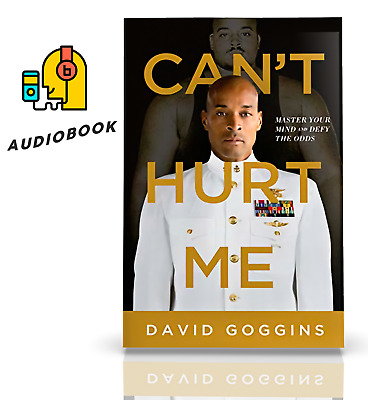 Can't Hurt Me By David Goggins [AudioBook] - mp3