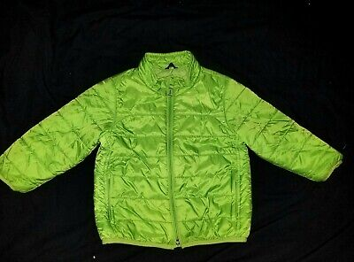 Toddler Boys Baby Gap Size 2T Packable Down Jacket Excellent Condition