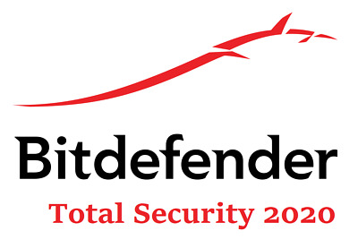 Bitdefender Total Security 2020 / 2019 - 2 Years | Fast Delivery [NO CODE]