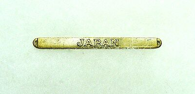 US Army World War 2  WWII Occupation Medal, Japan device attachment clasp bar