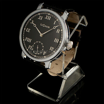 GORGEOUS LeCOULTRE WATCH MEN'S HIGH QUALITY 16 SIZE 17 JEWELS SWISS MOVEMENT