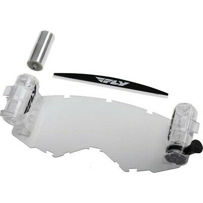 Fly Racing Roll-Off System TVS Universal Motocross Dirt Bike Goggles Replacement