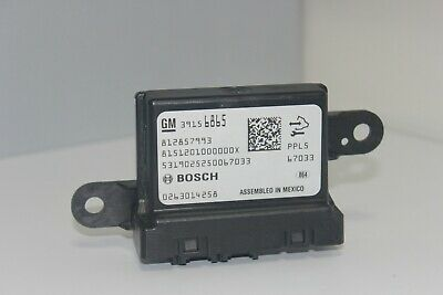 Brand New 2015 - 2019 GM Park Assist Control Module OEM 39156865