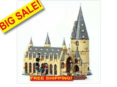 Harry Potter Movie Sets Compatible With Model Building Kits Castle Hall