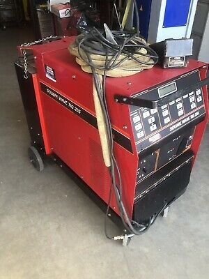Lincoln 255 Ac/Dc Tig Welder. Water Cooled Package