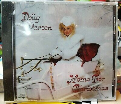 Dolly Parton - Home For Christmas CD - NEW / SEALED!