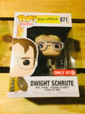 Dwight Schrute The Office Funko Pop #871 Target Exclusive