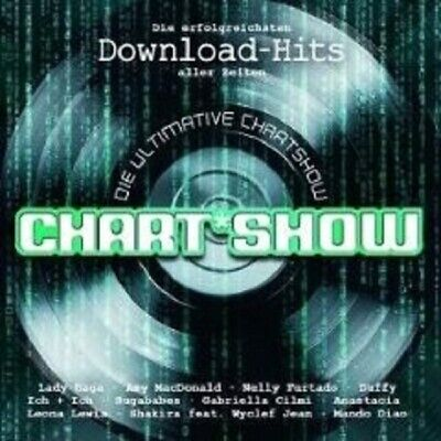 Die Ultimative Chartshow Download Hits 2 Cd Neu