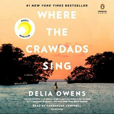 Where The Crawdads Sing by Delia Owens by Delia Owens (P D F)Fast Shipping