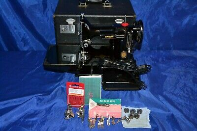Singer Featherweight 221 Sewing Machine 1851-1951 Centennial Serviced Quilters