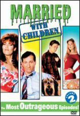 Married with Children, Vol. 2 - The Most Outrageous Episodes (DVD) NEW