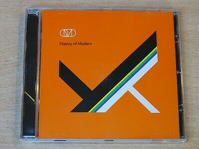 OMD/History of Modern/2010 CD Album/Orchestral Manoeuvres In The Dark