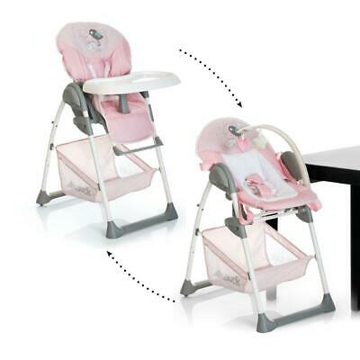 Hauck Sit 'n' Relax Highchair (Birdie) Suitable From Birth - RRP £169.99