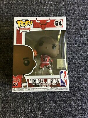FUNKO: POP! NBA: Bulls (Michael Jordan) [POPS]