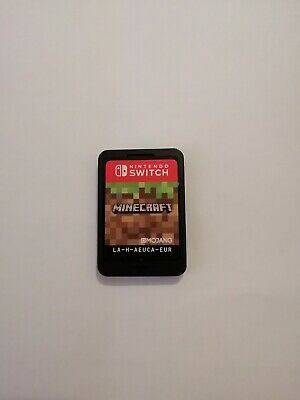 Minecraft Nintendo Switch Edition  - Other game