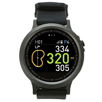 Golf Buddy WTX Watch GPS Rangefinder (Black, 38,000+ Courses) Smart Golf NEW