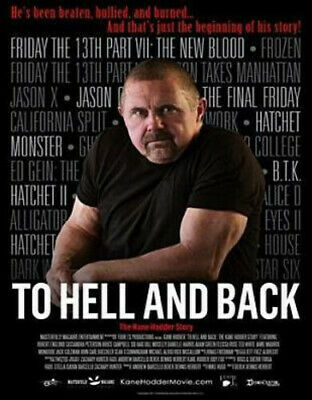 To Hell And Back: The Kane Hodder Story (REGION A Blu-ray New)