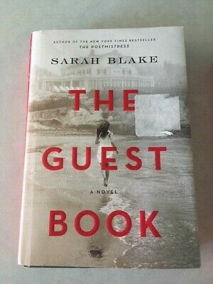 THE GUEST BOOK by Sarah Blake - Hardcover