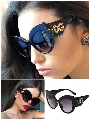 New Fashion Trend Women Sunglasses Classic Square Very Large oversized Glasses