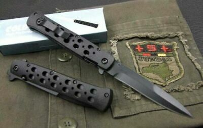 Hole Design Saber Convenient Power Knife Camping Hunting Rescue Self-Defense