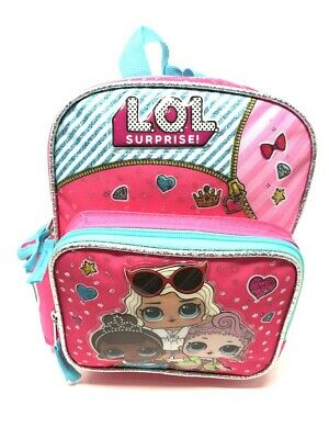 """LOL Surprise The First 10"""" Mini Backpack. Authentic Brand New."""