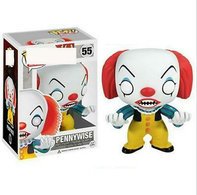 new  Funko Pop Scary Horror Movie It Pennywise 55#