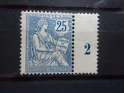 France N° 127 Mouchon Neuf Gomme Sans Charniere Ni Trace