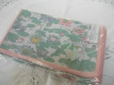 Hand Made Laura Ashley Table Runners in ANY Size ANY Fabric Unlined Pointed Ends