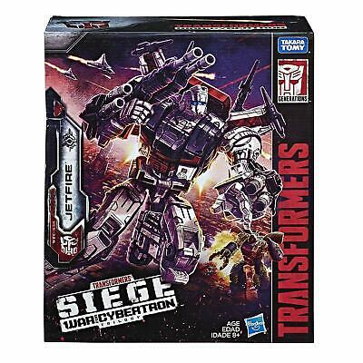 Transformers Toys Generations War for Cybertron Commander WFC-S28 Jetfire Figure