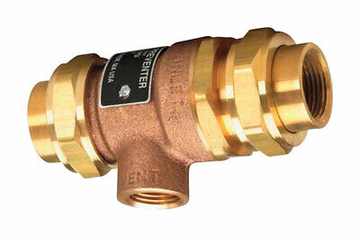 Watts  1/2 in. FPT  Brass  Control  Check Valve
