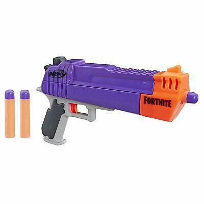 NERF Fortnite HC-E Mega Dart Blaster Includes 3 Official Mega Darts Kid Toy Gift