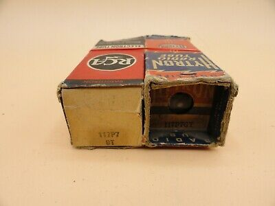 117P7Gt Vacuum Tubes Used (Lot Of 2)