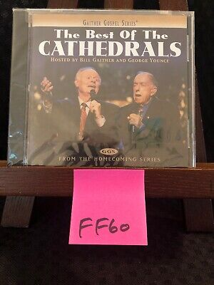 The Best of The Cathedrals NEW CD Hosted Bill Gaither and George Younce Gospel!