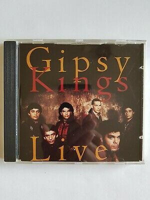 Gipsy Kings Live CD Sehr Guter Zustand