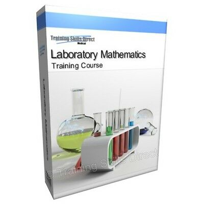 Laboratory Mathematics Maths Textbook Text Book CD